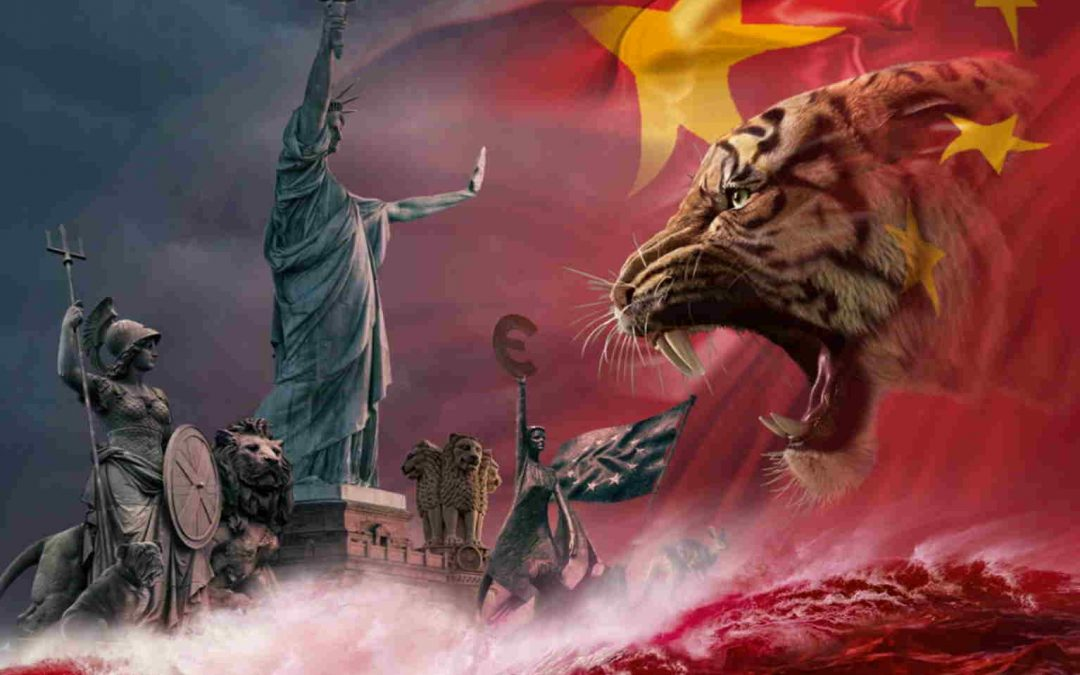 CHINA: ENGAGE – AVOID THE NEW COLD WAR